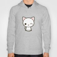 Kawaii Kitty 3 Hoody