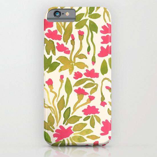 Garden iPhone & iPod Case