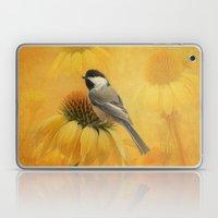 Little Chickadee Laptop & iPad Skin