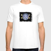 Neptune Livvy Mens Fitted Tee White SMALL