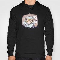 Hipster Owl Hoody