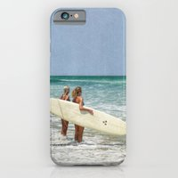 iPhone & iPod Case featuring The Girls of Summer by Michelle Anderson