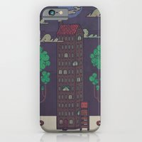 The Towering Bed and Breakfast of Unparalleled Hospitality iPhone 6 Slim Case