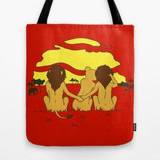 Ballads of Extinction Tote Bag