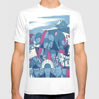 Eternal Sunshine Of The … Mens Fitted Tee White SMALL