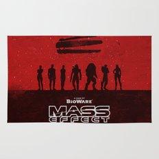 Mass Effect 1 Rug