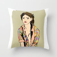 Some day Throw Pillow