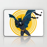 the Bat dude Laptop & iPad Skin