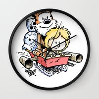 Not The Droids! Wall Clock