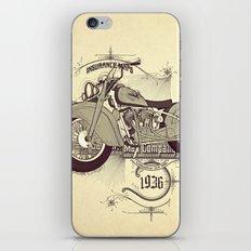 1936 indian iPhone & iPod Skin