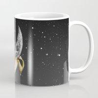 A Planetary Plantain Mug