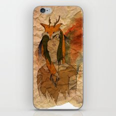 Forest Princess iPhone & iPod Skin