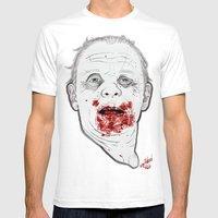 Ready when you are, Sergeant Pembry. // Silence of the Lambs Mens Fitted Tee White SMALL