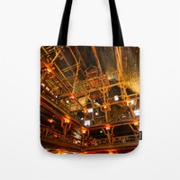 Yellowstone Lodge Tote Bag