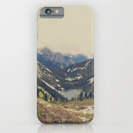 Mountain Flowers iPhone 6 Slim Case