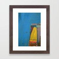 Corner Store Framed Art Print