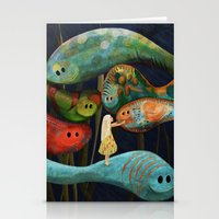 My Fascinating Friends Stationery Cards
