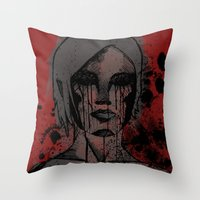 See No Evil Throw Pillow