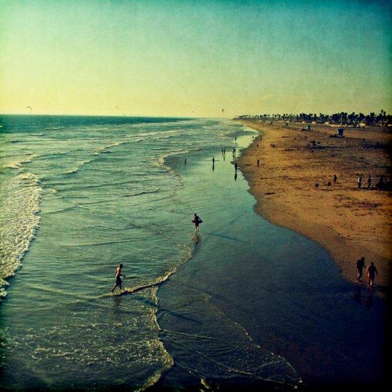 California Dreaming I Art Print