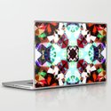Colorful Kaleidoscope Creation Laptop & iPad Skin