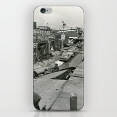 Disaster old photo iPhone & iPod Skin