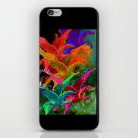 Galoppieren in der Farben iPhone & iPod Skin