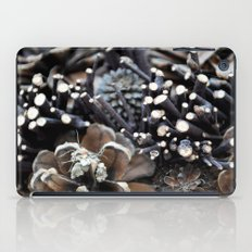 Pinecones iPad Case