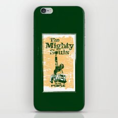 The Mighty Souls: Soul & Funk Legends iPhone & iPod Skin