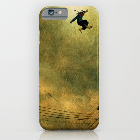 The Jumper iPhone & iPod Case