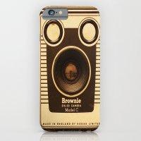 Box Brownie Camera iPhone 6 Slim Case