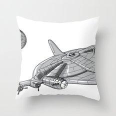 Centenium Falcon Throw Pillow
