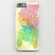 Doodle shot iPhone 6s Slim Case