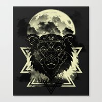 Ursa Canvas Print
