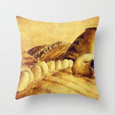 Cannuovi Throw Pillow