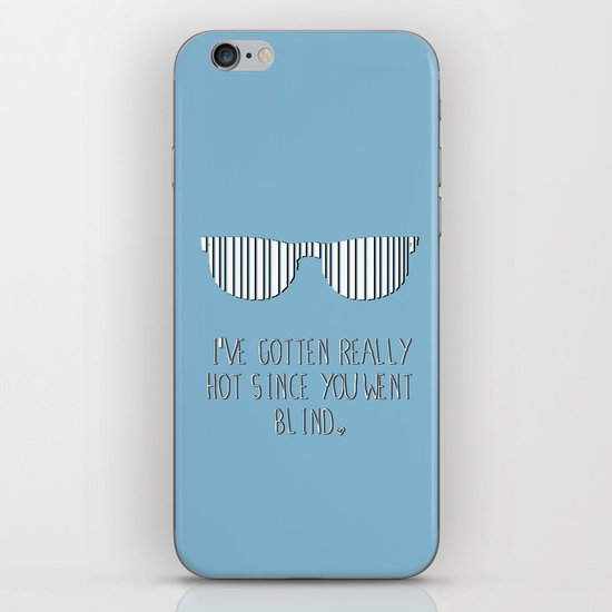 John Green iPhone & iPod Skin