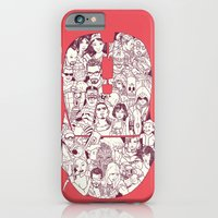 iPhone & iPod Case featuring Adulthood Mash-Up by MOVED society6.com/itsTilds