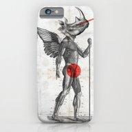 Angel Hunter iPhone 6 Slim Case
