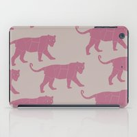 Pink Tigers iPad Case