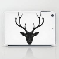 The Black Deer iPad Case