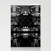 boston Stationery Cards featuring Boston by Nichole Giordano