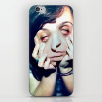 I hate taking the bus home iPhone & iPod Skin