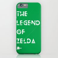 The Legend Of Zelda iPhone 6 Slim Case