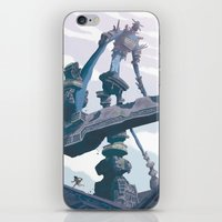 Shadow of the Colossus  iPhone & iPod Skin