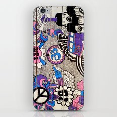 I Am The Walrus iPhone & iPod Skin
