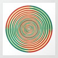 Object Art Print