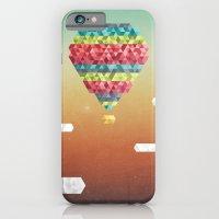 Triangular Skies iPhone 6 Slim Case
