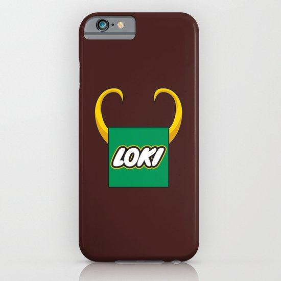 Loki Logo iPhone & iPod Case