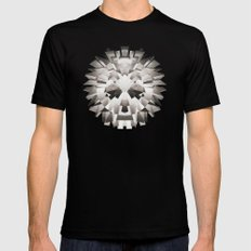 sad untitled Mens Fitted Tee SMALL Black