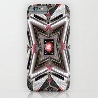 Internal Kaleidoscopic Daze- 1 iPhone 6 Slim Case
