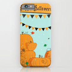 Halloween pumpkins Slim Case iPhone 6s